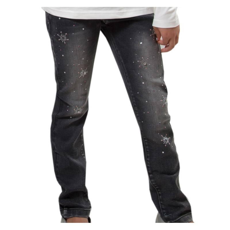 Exception - Jeans Niña Brillos