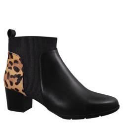 Fagus - Botín Mujer Leopardo
