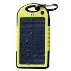MOVI - Batería Solar 20.000 Mah Con Linterna
