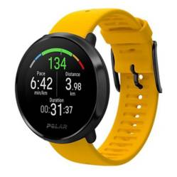 Polar - Smartwatch Deportivo Polar Ignite Yellow/Black