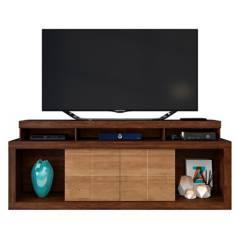 ROCH LTDA - Rack Tv-Video Modelo Titan M-1216 Color Havana
