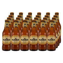 KROSS - Cerveza Kross Golden Ale 24 X 330 ml 6