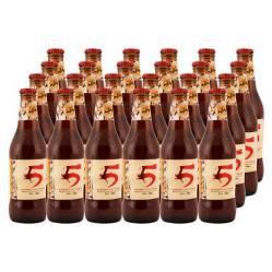 KROSS - Cerveza Kross 5 Años 24 X 330 ml