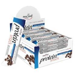 Caja De 24 Barras De Proteína Easy Body Chocolate