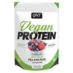 Proteína Vegana Frutos Rojos 500 Gr