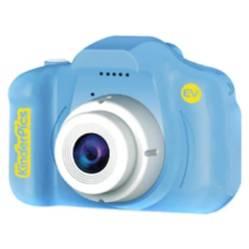 Sin Marca - Ev Cámara Digital Mini-Flex Para Niños Azul