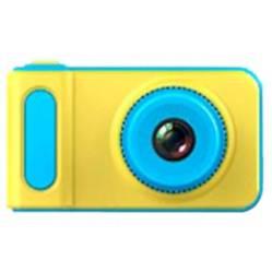 MICROLAB - EV Cámara Digital Mini-Flex para Niños Amarilla