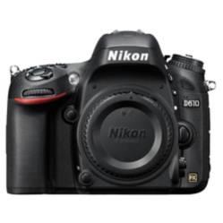 Cámara Nikon D610 ( Cuerpo)