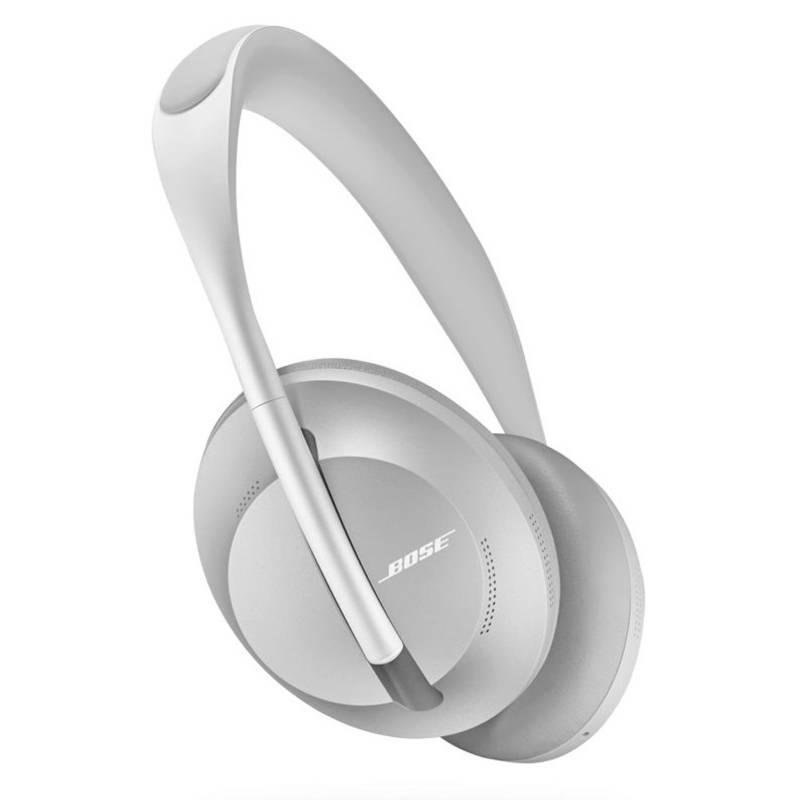 Bose - Audífonos Noise Cancelling NC 700 Silver