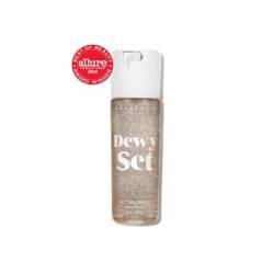 Primer y Fijador De Maquillaje Dewy Set Spray