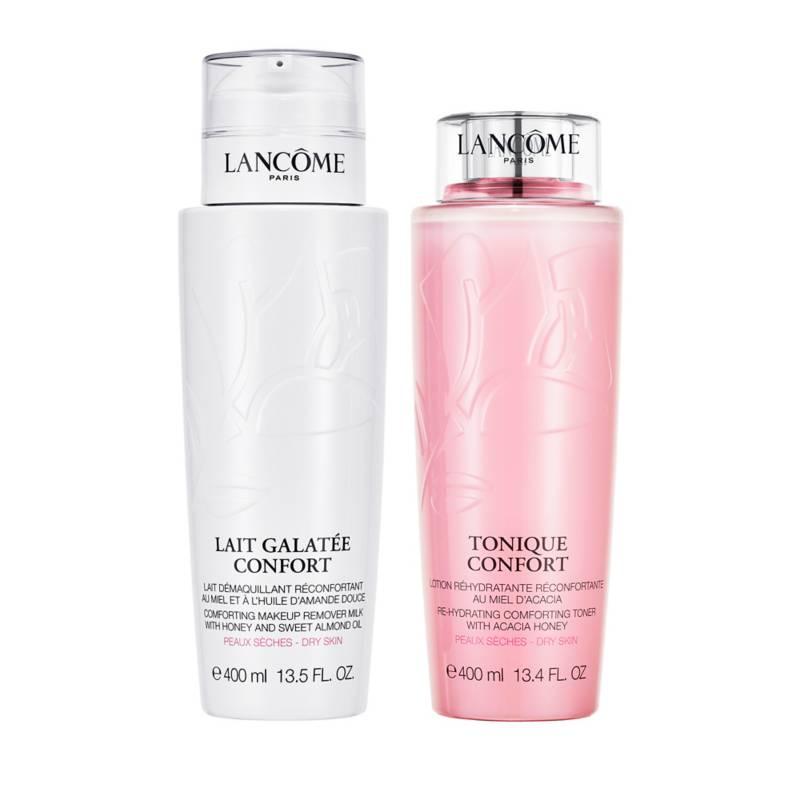 Lancome - Tonique Confort 400 ml + Lait Galetéis Confort 400 ml