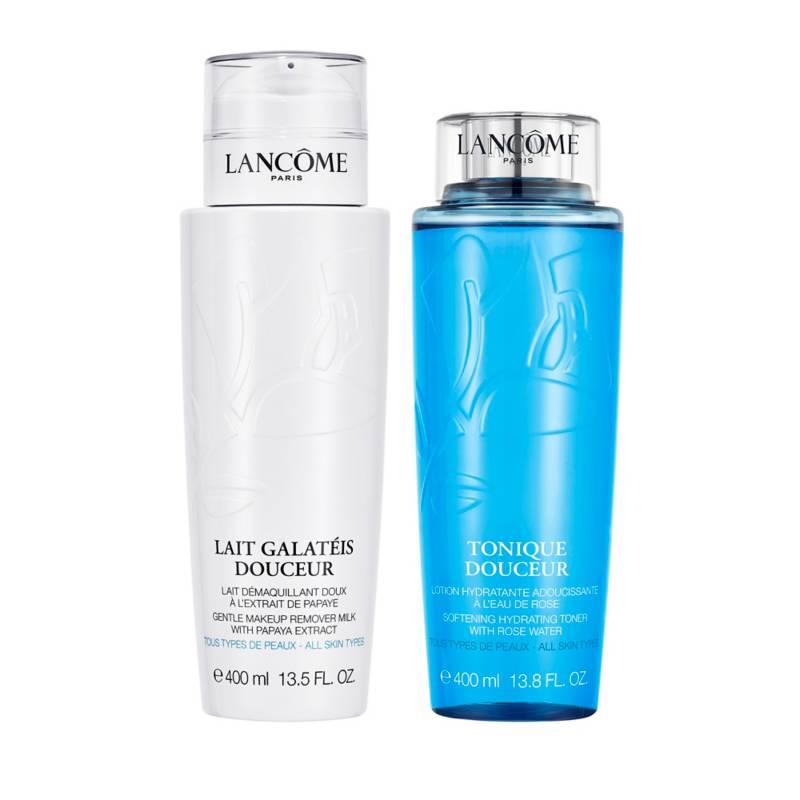 Lancome - Tonique Douceur 400 ml + Lait Galetéis Douceur 400 ml