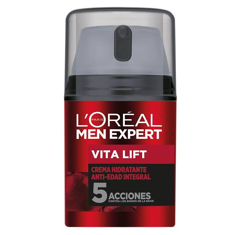 MEN EXPERT - Vitalift 5 Acciones Anti Edad 50 ml