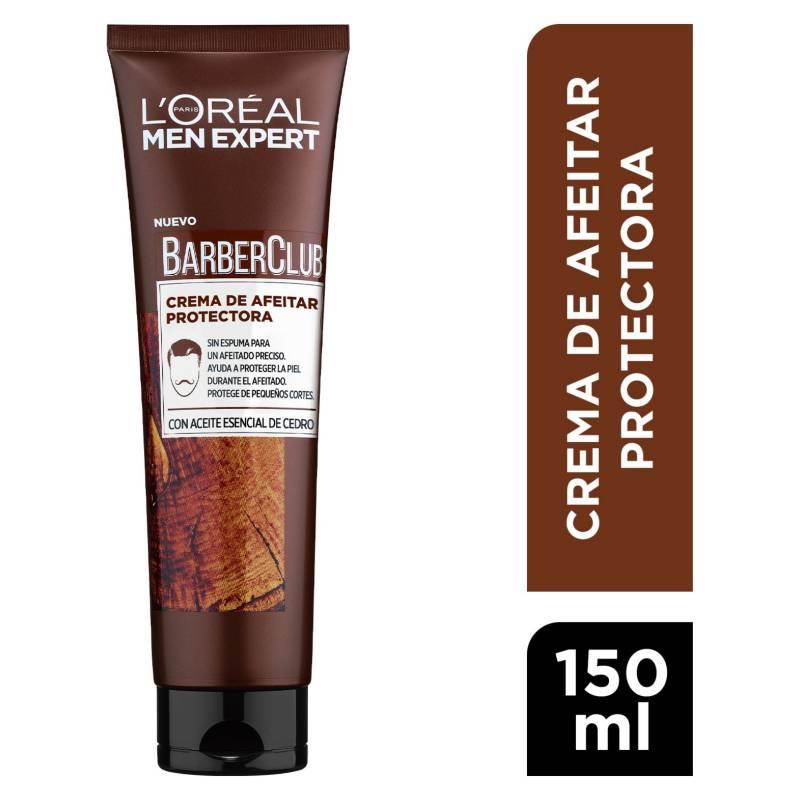 MEN EXPERT - Barber Club Crema de Afeitar 150 ml