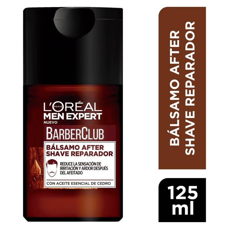 MEN EXPERT - Barber Club After Shave 125 ml