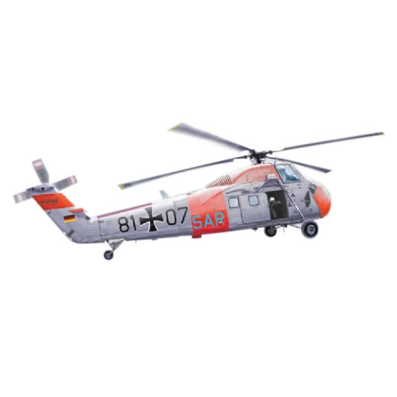 ITALERI - H-34G Iii / Uh-34J