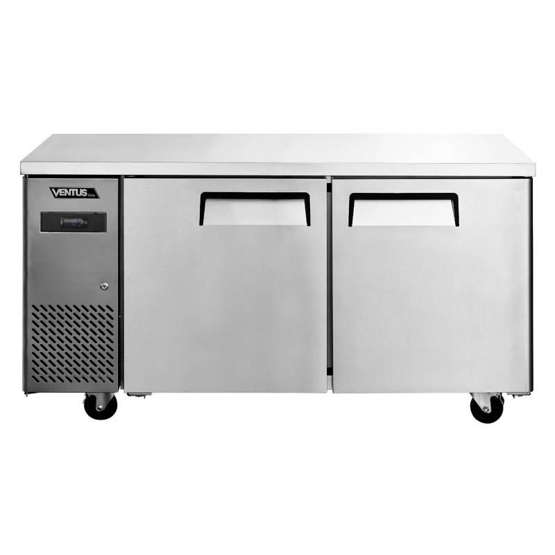Ventus - Mesón Refrigerado 2 Puertas Vmr2Ps-260