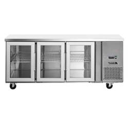 Ventus - Mesón Refrigerado 3 Puertas Vmr3Ps-420V