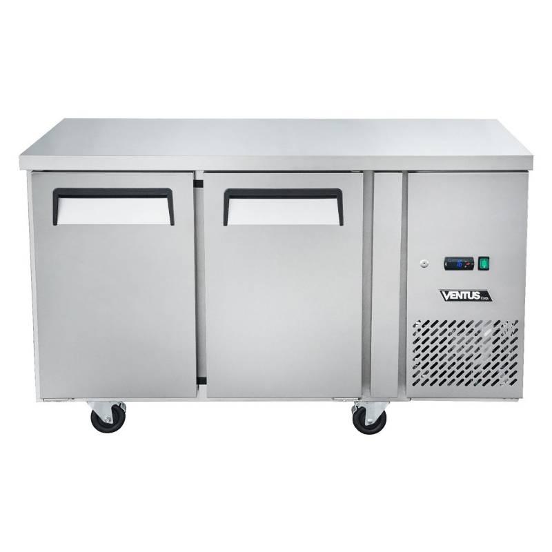 Ventus - Mesón Refrigerado 2 Puertas Vmr2Ps-280E