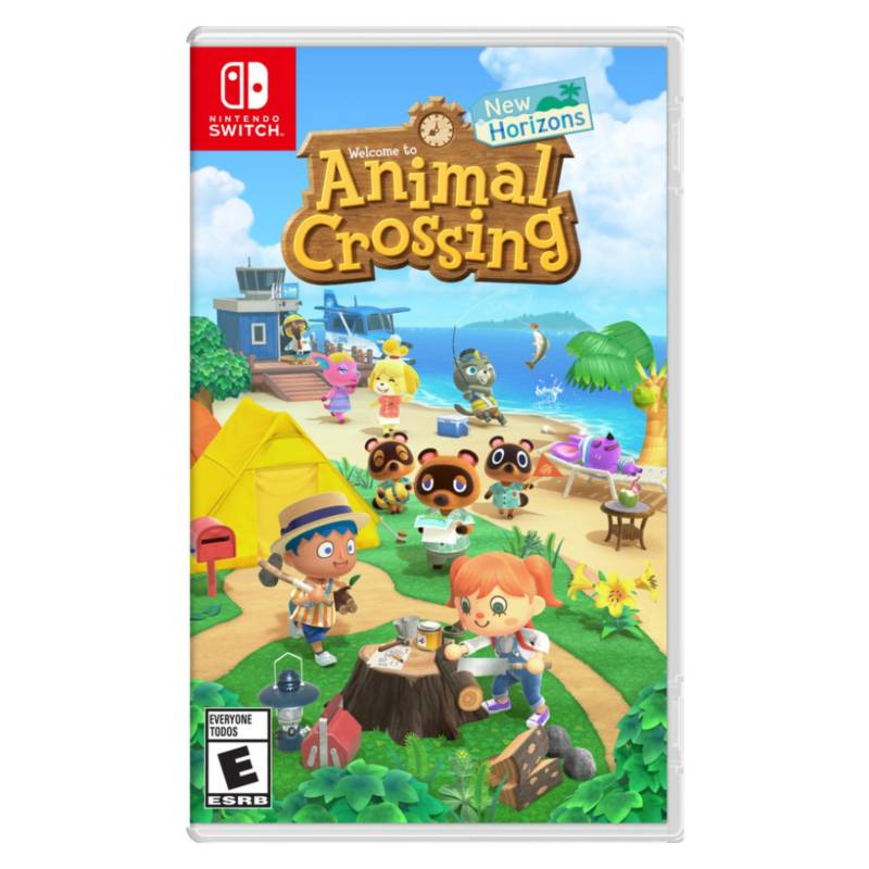 Nintendo - Videojuego Animal Crossing Switch