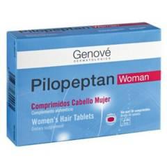 Genové - Pilopeptan Comprimidos  Suplemento Anticaida
