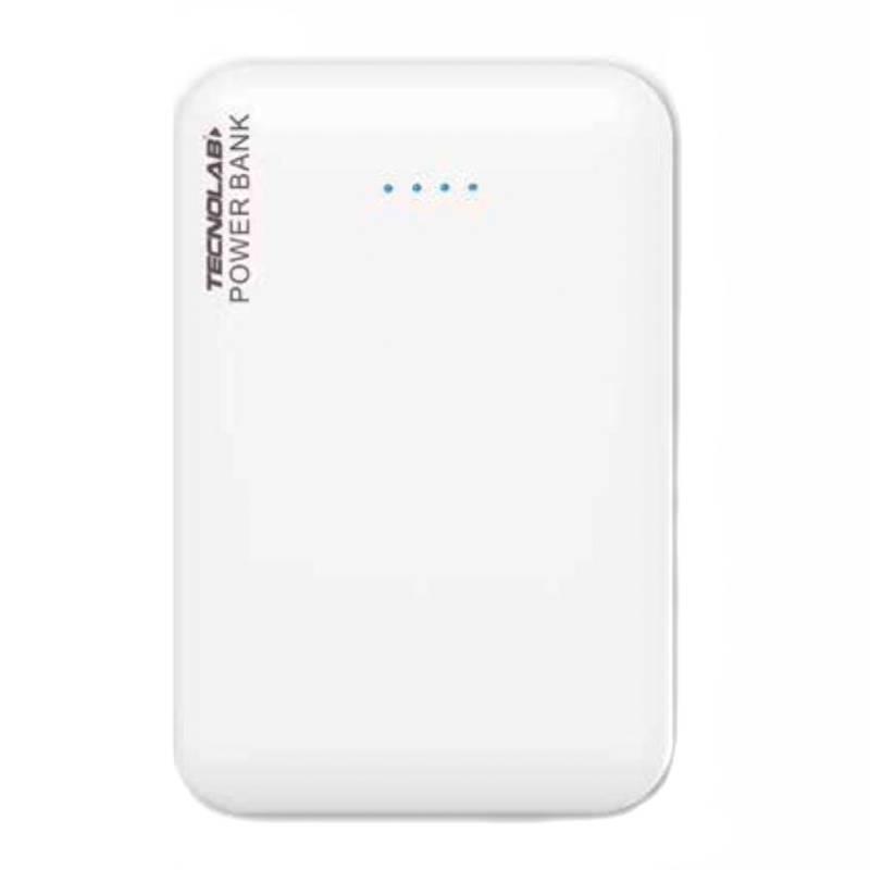 Power Bank Cargador Portátil 10000Mah Blanco /K
