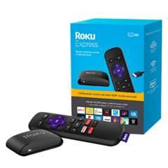Roku - Roku Express Streaming Netflix Youtube Vudu