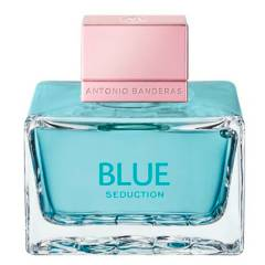 ANTONIO BANDERAS - Perfume Mujer Seduction World Blue Wn Edt 80 ml