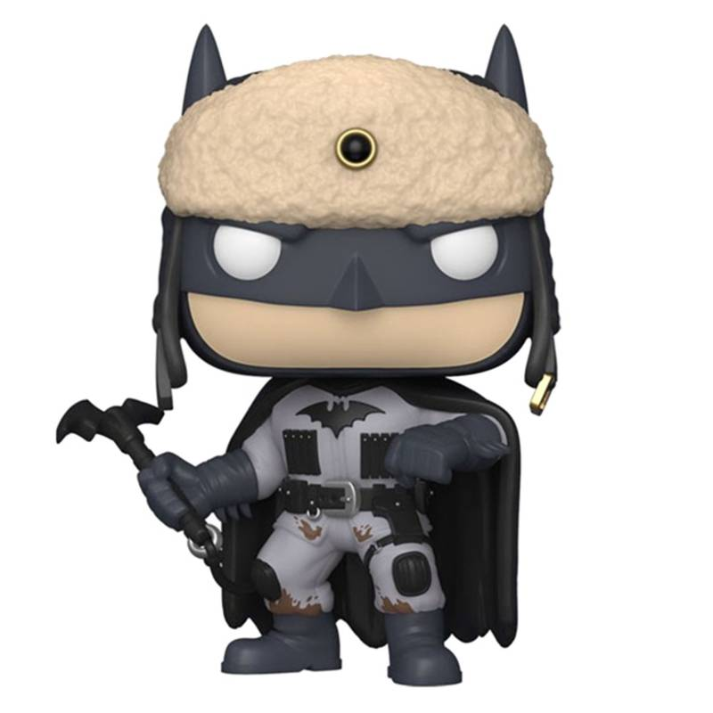 Funko - Funko Pop Heroes Batman 80Th - Red Son Batman 2003