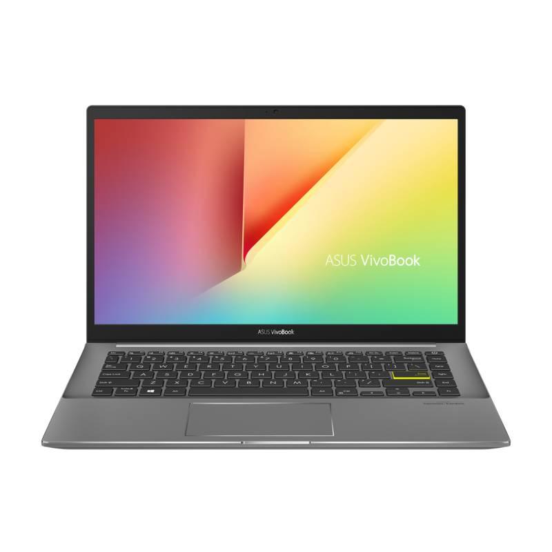 "Asus - Notebook VivoBook S433 Intel Core i5-10210U 8GB RAM + 32GB Intel Optane 512GB SSD 14"" + 1 año Microsoft 365"