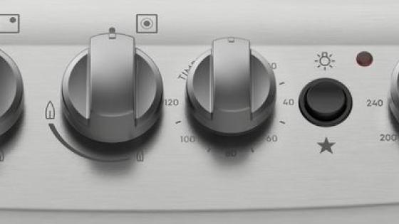 Timer mecánico de corte automático con la cocina 56 DXQ de Fensa