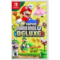 Nintendo - Super Mario Bros U Deluxe