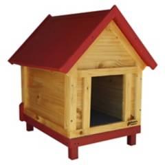 MASCOTATOP - Casa para Perro Mediana