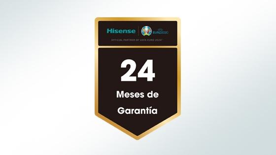 Hisense TV H6 garantía
