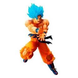 Bandai - Figura Dragon Ball Super Saiyan God Ss Son Goku