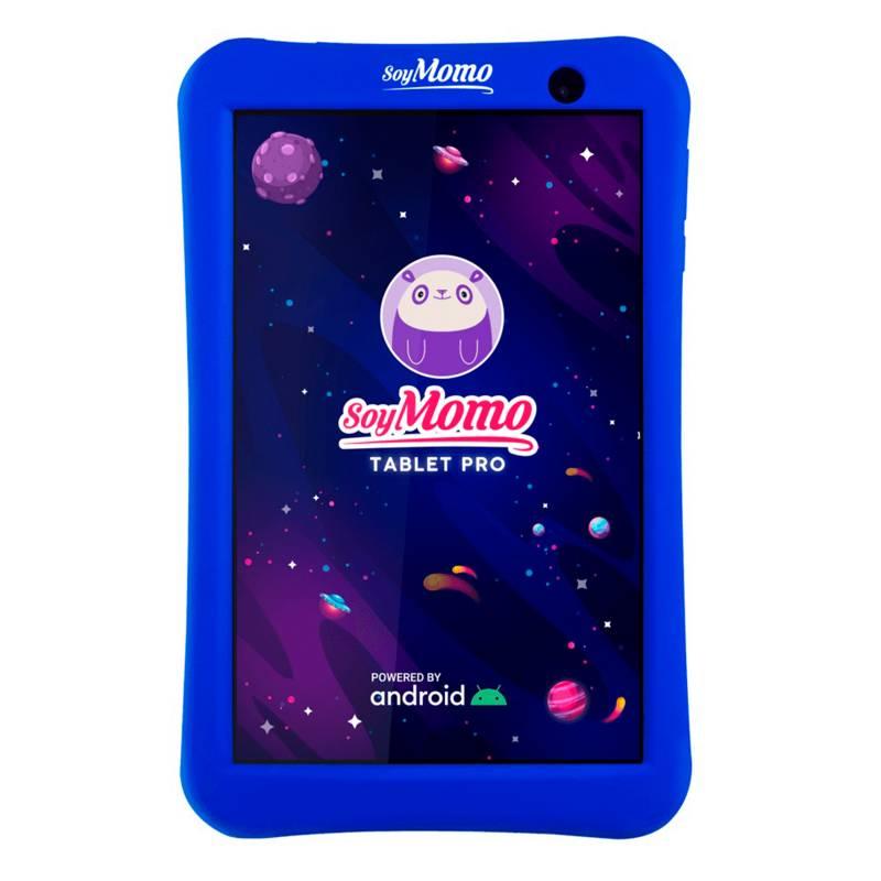 MOMO - Soymomo Tablet Pro 8  Audifonos Azules