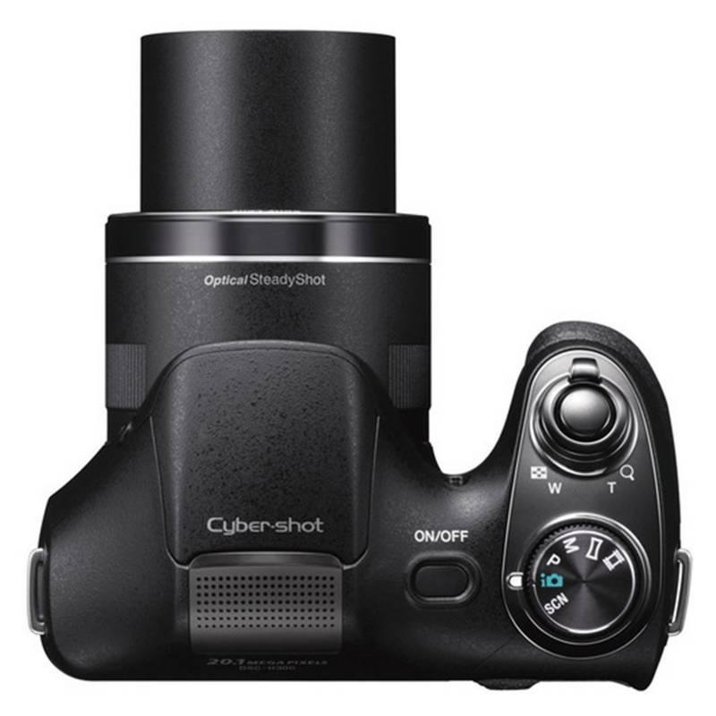 SONY - Cámara Compacta Dsc-H300