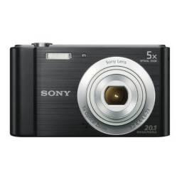 Sony - Cámara Compacta Dsc-W800 Black