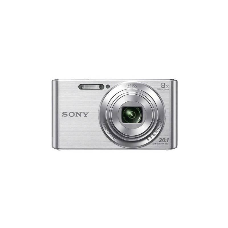 SONY - Cámara Compacta Dsc-W830 Silver
