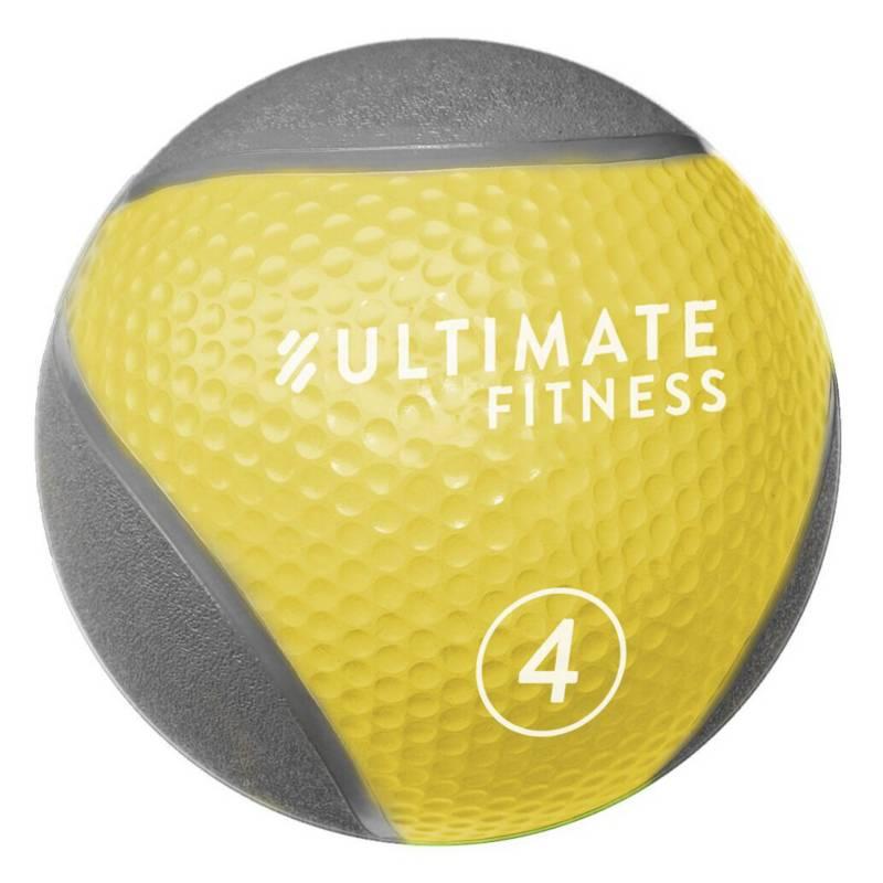 Balón Medicinal con Rebote Pro 4 Kg