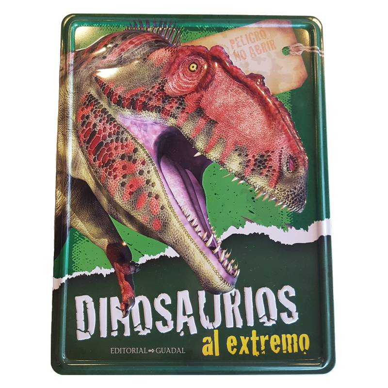 PENGUIN RANDOM HOUSE - Aventuras Enlatadas Dinosaurios