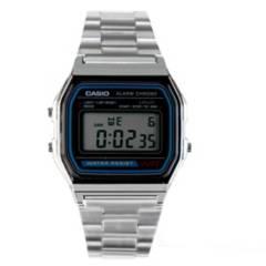 Casio - Reloj  hombre A158WA-1DF