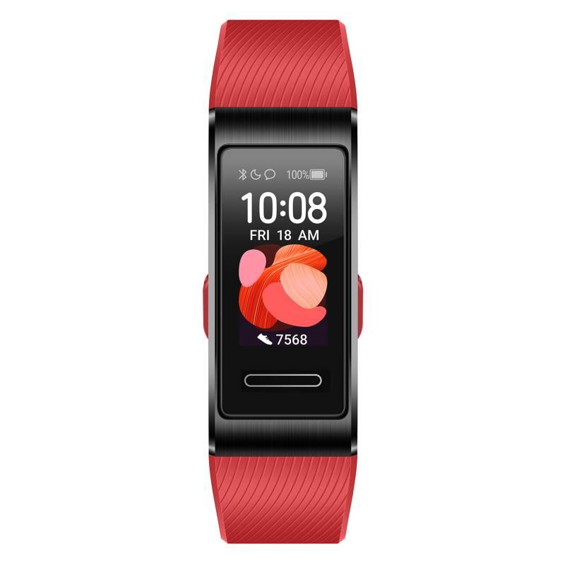 Huawei - Smart Band BAND 4PRO RED