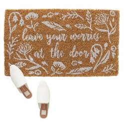 ANTHROPOLOGIE HOME - Choapino Leave Your Worries