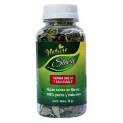 CASONA EL MONTE - Stevia en Hojas Secas