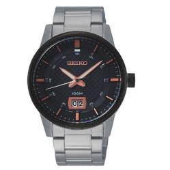 Seiko - Reloj Análogo Hombre SUR285P1