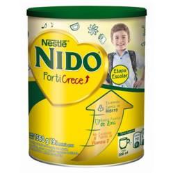 NIDO - Leche Forticrece Semidescremada Tarro1560G