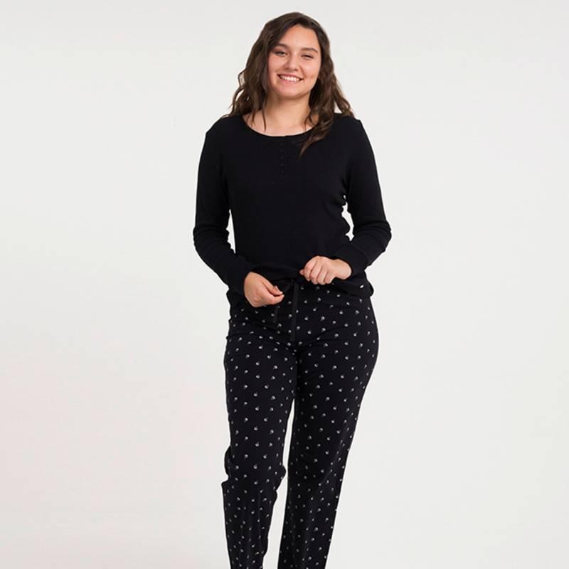Flores - Pijama mujer