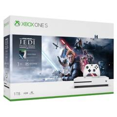 Xbox - Consola Xbox One S Star Wars 1 Control