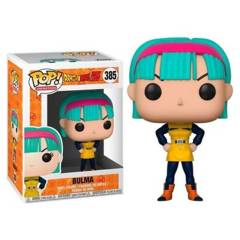 Funko - Pop Animation: Dbz S4 - Bulma (Yw)